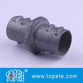 China Zinc Die Cast Flex Coupling , Metal Flexible Conduit And Fittings supplier