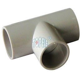 China 20mm , 25mm PVC Conduit Fittings  supplier