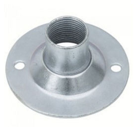 China High Metallurgical Strength BS4568 Conduit Fittings With Malleable Iron Female Dome Cover supplier