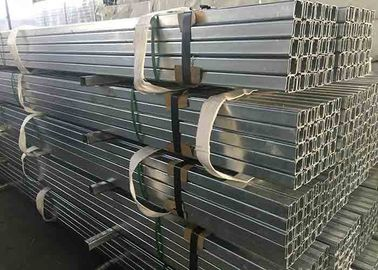 China Hot Dip Glavanized Steel Slotted Unistrut Channel To Support Conduits supplier