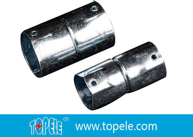 China BS Electrical Conduit Steel Coupler Galvanised Conduit Surface Preparation supplier