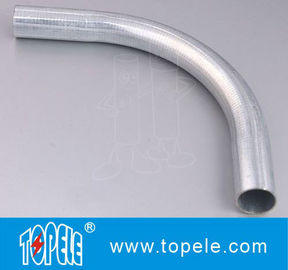 China 1/2 - in Pre-galvanized Steel Pipe Elbow EMT Conduit And Fittings welded/Stainless Steel Elbow supplier