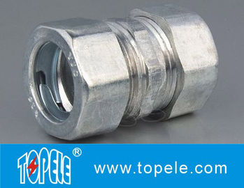 "China 1/2"" To 2"" IMC Conduit And Fittings Zinc Die Cast Compression Coupling supplier"