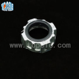 China Zinc Die Cast Conduit Bushing / Malleable Iron Insulated Bushing For BS Conduit supplier