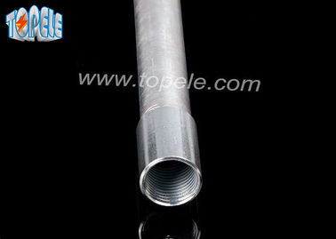 China 10- Ft  Galvanized Steel  IMC Conduit With Threaded Coupling supplier