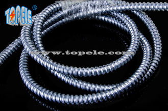 "China 1/2"" - 4"" Galvanized Steel Flexible Conduit Electrical/the reinforced type of electrical protection flexible conduit. supplier"