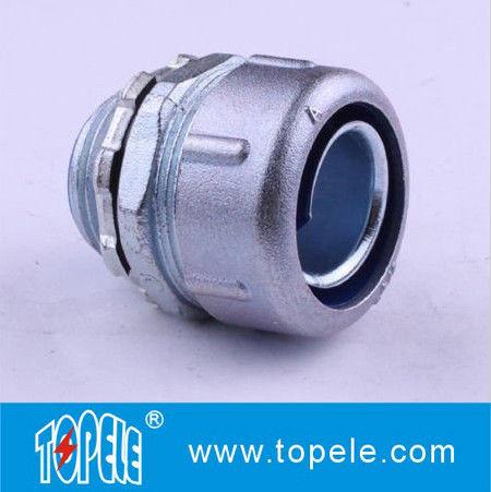Liquid Tight Connectors Flexible Metallic Conduit Fitting