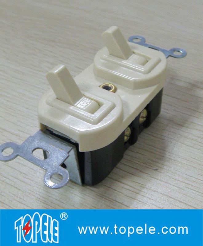 125V 15A / 20A Single Receptacle / Duplex GFCI Receptacles, Electric ...