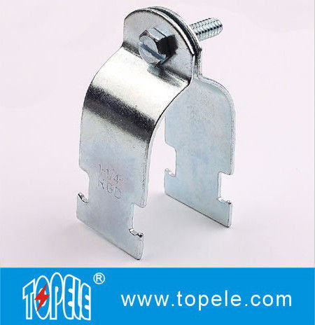 UL Standard Strut Clamp Zinc-plated Steel Size 1/2