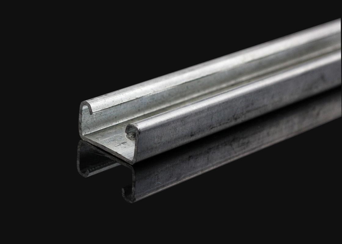 41*41mm Unistrut Channel Strut C Profile / Slotted Support ...