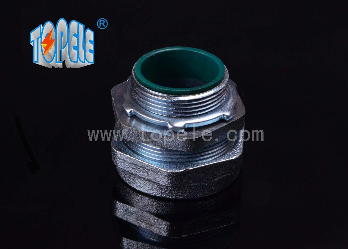 Steel emt conduit and fittings npt thread