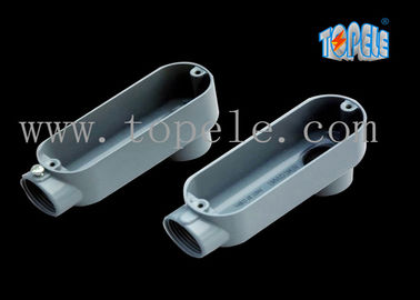 China Indoor Outlet Rigid Conduit Body LB With Cover  Explosion - Proof factory