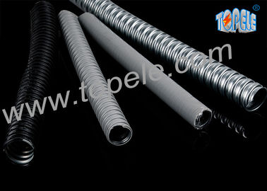 China Water Proof Liquidtight Conduit Tube PVC - Coated / Jacketed Steel factory