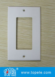 One Gang /Two Gang Plastic Decorative Duplex GFCI Receptacles Wallplate