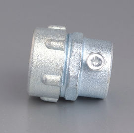 China Stainless Steel Or ZINC Flexible Conduit And Fittings Plum Type Quick Reducer Coupling factory