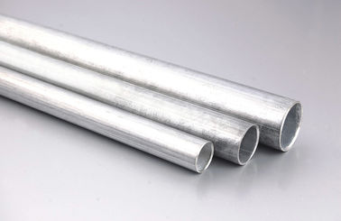 "China 1/2 "" Metal Conduit Fittings , EMT Rigid Aluminum Conduit And Fittings factory"