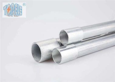 China BS4568 1970 Conduit Class 4 Conduit Pipe with coupler  and cap factory