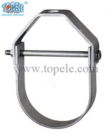 UL Listed Heavy Duty Galvanized Steel Pipe Clamps Clevis Hanger