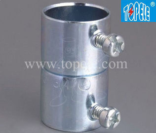 China EMT Fittings With American Standard UL Steel Set Screw Coupling factory