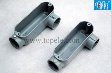 "China 1/2""-4"" UL Approval EMT Conduit Body For LL / LR / LB / C / T / SLB Type factory"