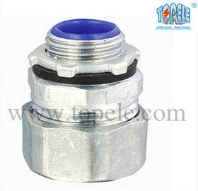 "1-1/2"" Zinc Male Electrical IMC Pipe Connector For Rigid Compression Fittings"