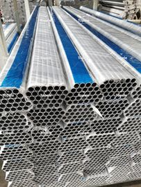 Hard Aluminum Straight Conduit EMT Conduit And Fittings For EMT Pipe Sizes
