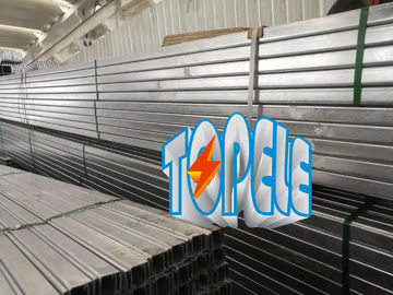 41*21 / 41*41  strut channel      Hot - Dip Glavanized Steel Unistrut Slotted Channel To Support Conduits
