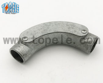 China Malleable Iron Electrical Conduit Fittings Inspection Bends factory