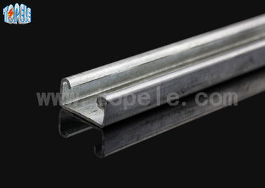 China 41*41mm Unistrut Channel Strut C Profile / Slotted Support Channel factory